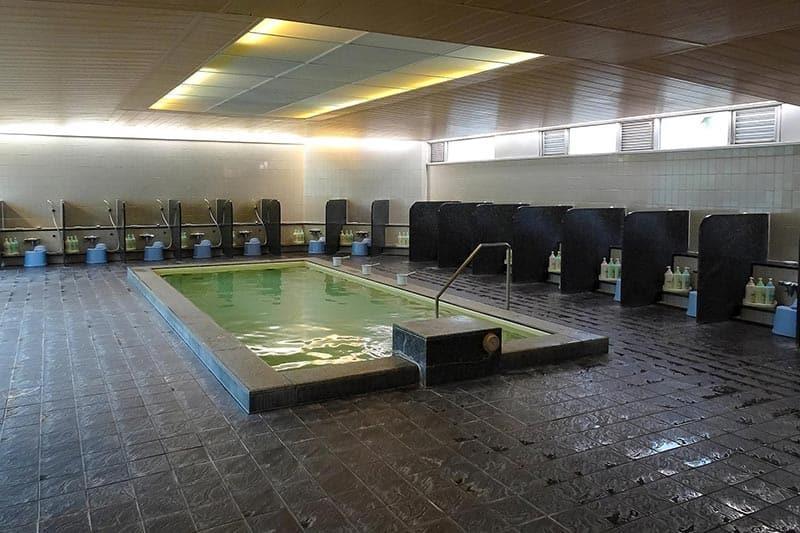 大浴場(紳士用)
